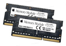 """ 2X2GB 4GB BARETTES DE MEMOIRE RAM POUR MACBOOK PRO 13"""" 15"""" 17"""" DE 2009 A 2010"""
