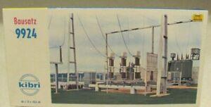 Kibri 9924 HO Power Station Kit NIB