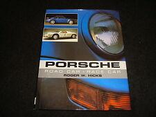 Porsche Coche Carretera, Coche De Carreras de Roger W. Hicks Rígida - DATED 1997