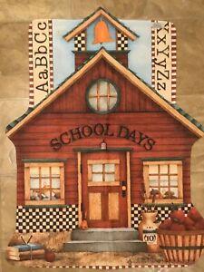 Toland Skyscape Flag School Days
