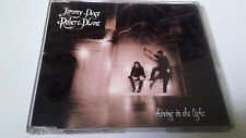 "JIMMY PAGE ROBERT PLANT ""SHINING IN THE LIGHT"" CD SINGLE 2 TRACKS"