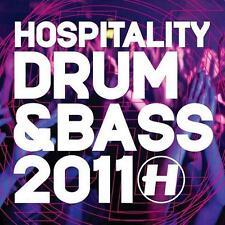 HOSPITALITY DRUM&BASS 2011 = NU:Tone/Sigma/Netsky/Logistics...= groovesDELUXE!