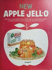 Lot of 3 Vintage 1955 Jello Ads Notice of Election