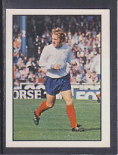 Panini Mejores Vendedores-Fútbol 73 - # 88 Archie Gemmill-Derby