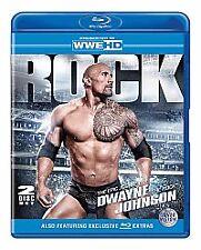 The Epic Journey Of Dwayne 'The Rock' Johnson (Blu-ray, 2012, 2-Disc Set)