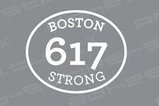 Boston Strong Vinyl Decal Sticker