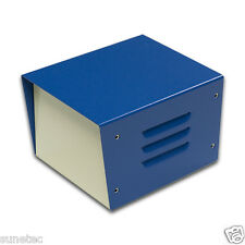 "SU443 4"" DIY Electronic Electrical Metal Project Transformer Enclosure Case"