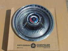 1967 1968 Chrysler 300 NOS MoPar 14 Inch WHEELCOVER Chryco