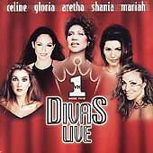 Divas Live [Sony] (1998)..NEW & SEALED.VARIOUS ARTISTS.SEE PIC 2 FOR TRACKS.