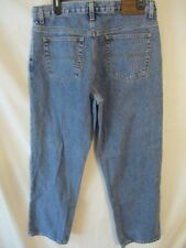 Tommy Hilfiger 100% Cotton Size 12 Med Rinse Straight Leg Jeans