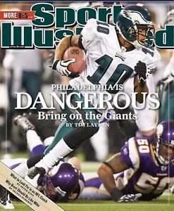 Desean Jackson Philadelphia Eagles Sports Illustrated cover photo - select size