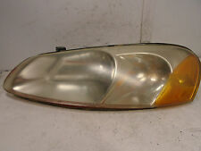 01 02 Dodge Stratus Sedan Chrysler Sebring Left Side Headlight Lamp