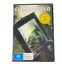 CLOVERFIELD - 2 Disc Limited Edition -Excellent DVD Region 4