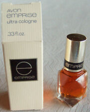 "Vintage 1970s Avon ""EMPRISE"" Purse-Size Ultra Cologne FULL .33 oz. - NEW!"