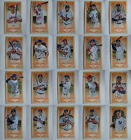 2020 Topps Gypsy Queen Fortune Teller Mini Complete Your Set You U Pick List