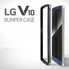 Genuine LG Bumper Case Cover For V10 (Titan Black)