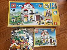 Lego Set 31069 Modular Family Villa (RETIRED) - Complete
