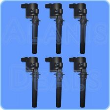 NEW Ignition Coil DG513 (SET OF 6) Fits Mazda 6, MPV, Ford Taurus, Mercury Sable
