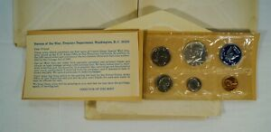 Lot of 5 US Treasury Department 1965 Special Mint Sets #4