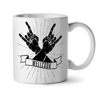 Rock Music Metal NEW White Tea Coffee Mug 11 oz | Wellcoda