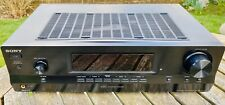Sony STR-DBH100 stereo amp/ tuner / audio control center Inc  remote+ aerial.