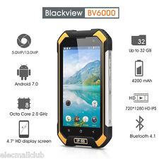 4.7 Zoll Blackview BV6000 4G LTE Smartphone Dual SIM 3GB 32GB 13MP Handy NFC TOP