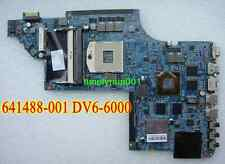 641488-001 DV6-6000 graphics card PAVILION notebook Motherboard for HP