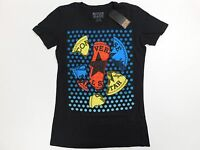 NEW WOMEN'S CONVERSE ALL STAR PIECE GRAPHIC TEE SHIRT SIZE US XS/S/M  10000200