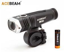 New Acebeam BK10 (6000K) Cree XHP35 HI 2000Lumen LED Bike Bicycle Light wBattery