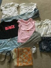 Gymboree/place/mudd/champ ion 15pcs girl clothes lot size:7-8