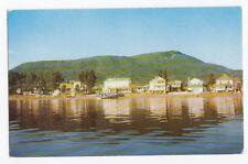 Baie des Chaleurs CARLETON Gaspésie Quebec Canada Studio Bernard Postcard