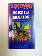 GODZILLA vs. MEGALON (Vhs, 1987)