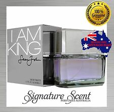 I AM KING 50ml EDT SEAN JOHN Spray MAN NEW CHEAP perfume men BNIB