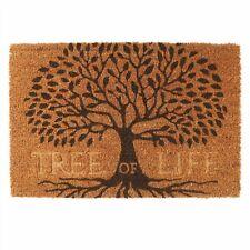 Felpudo/Felpudo - Tree of Life - Fibra de Coco - 60cm x 40cm