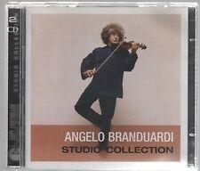 ANGELO BRANDUARDI STUDIO COLLECTION CD F.C.