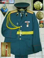 Soviet Russian Parade Uniform CAPTAIN Сhemical Troops Army USSR Military