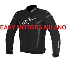GIACCA GIUBBINO ALPINESTARS MOTO SCOOTER T-GP PLUS R V2 JACKET NERO ANTRACITE