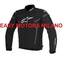 Giacca Moto Alpinestars T-gp Plus R V2 Nero Antracite