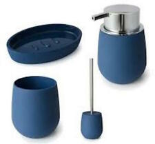 Blue Canyon INDIGO 4 pc Bathroom Accessory Set [BCIN4]
