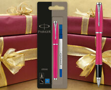 Parker Urban Rollerball Pen - Fashion Pink Chrome Trim in Blister Pack