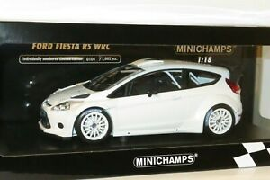 1/18 Ford Fiesta RS WRC  White Road Version