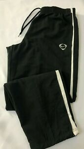 NIKE Mens Woven Pant Fully Lined Black Brand New Without Tags Size XL