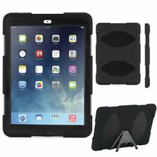 Griffin Survivor All-Terrain Militare CASE-Kick Stand per iPad 2/3/4 - Nero