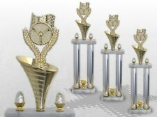 3er Säulenpokal SERIE Motorsport mit Gravur Säulenpokale Motorsport große Pokale