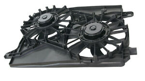 Chrysler 300C Radiator Twin Thermo Cooling Fans V6 & V8 2005-2012 *New*