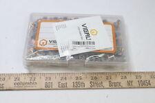 """Vigrue Unc Rivet Nuts Kit # 8-32 # 10-24 1/4""""-20 x 5/16""""-18 x 3/8""""-16 - 150 Pack"""