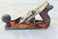 "Stanley Bailey No. 3 Smooth Bottom Wood Hand Plane 9-1/4"""