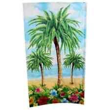 Fiesta hawaiana / en la playa