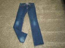 WOMENS J BRAND STRAIGHT LEG JEANS sz 29 LONG / 29x34