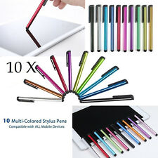 10x Touch Screen Stylus Pen Universal For PDA Tablet iPad Samsung iPhone Huawei